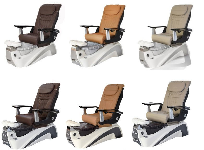 wholesale china pedicure chairs with foot tub for beauty salon massage spa pedicure chair suppliers DS-W89A