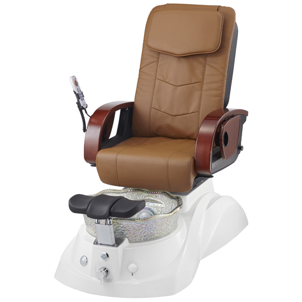 plastic spa liner salon foot massage chair pedicure chair installation