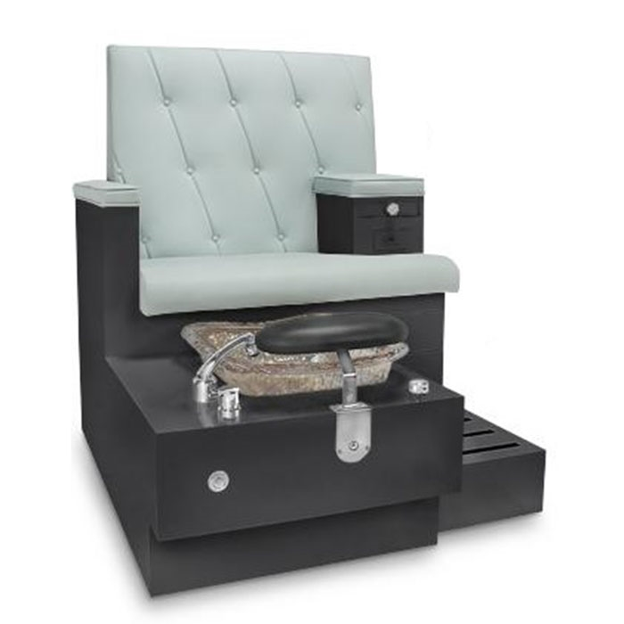 pedicure spa bench with spa pedicure chair bench station equipment double pedicure bench