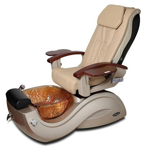 Doshower modern pipeless pedicure foot spa massage chair nail spa chair pedicure suppliers DS-S17K