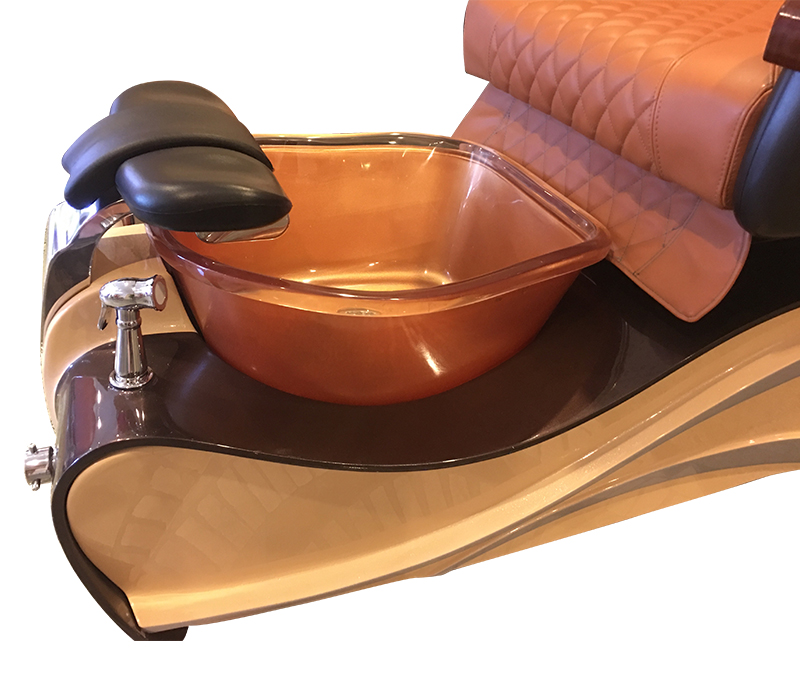 Classical Electric Foot Spa Massage Pedicure Chair Wholesale pedicure spa chair supplier china