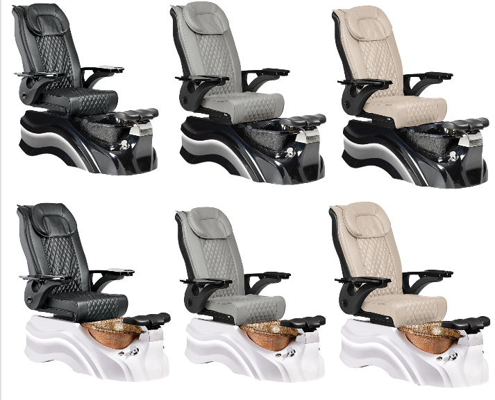 nails salon pedicure chair china pedicure spa chairs for sale luxury wholesaler DS-W2016