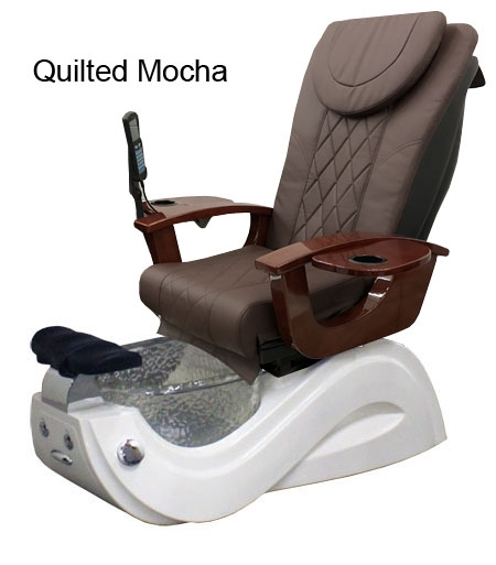 Full Function Massage Pedicure Chair With Pipeless Jet System Of China Pedicure Chair Factory
