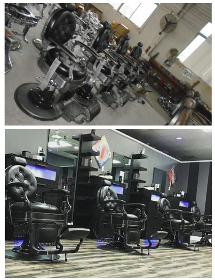 china barber chair manufacturer