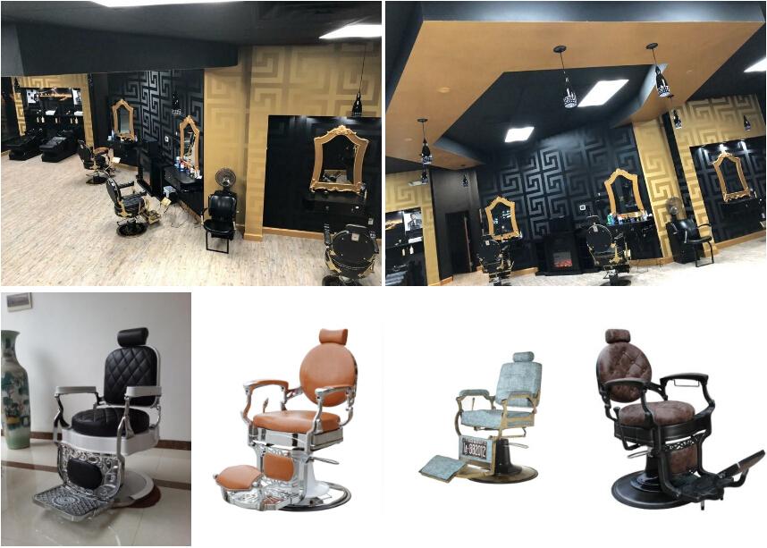 Poltrone da barbiere usate in vendita poltrona barbiere for Arredamento seconda mano
