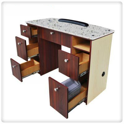 classic salon equipment nail bar wholesale nail salon table