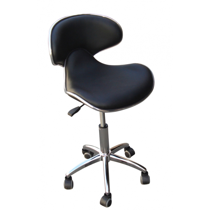 manicure chair technician chair wholesale nail tech stool beauty salon furniture DS-C18