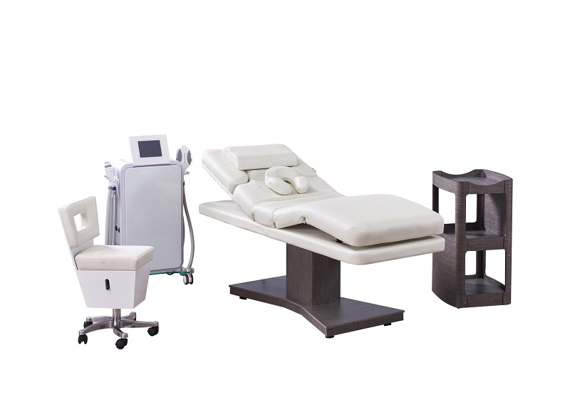 facial bed electric massage beauty salon bed wholesale beauty bed DS-M9004