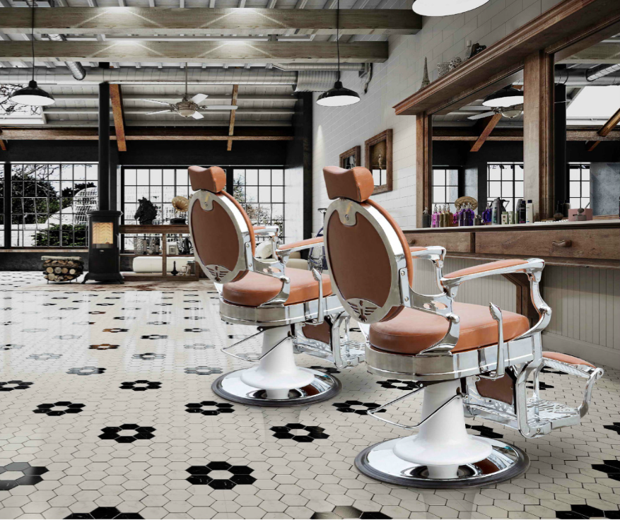 Doshower Classical Vintage Barber Chair Factory