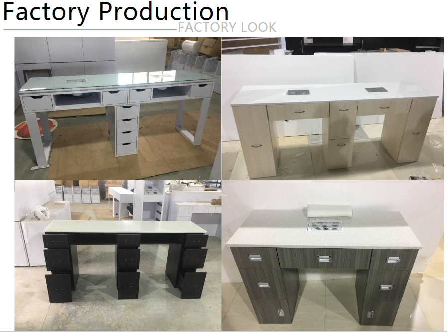 Manicure Table Factory China