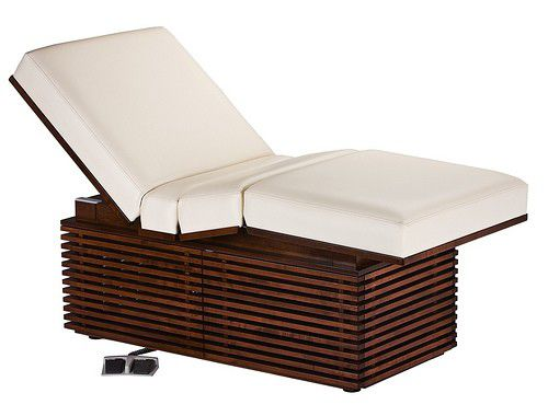 Salon Spa Massage Facial Bed Wood Massage Bed For Sale