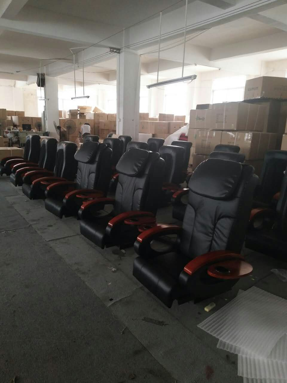 DOSHOWER PEDICURE CHAIR FACTORY