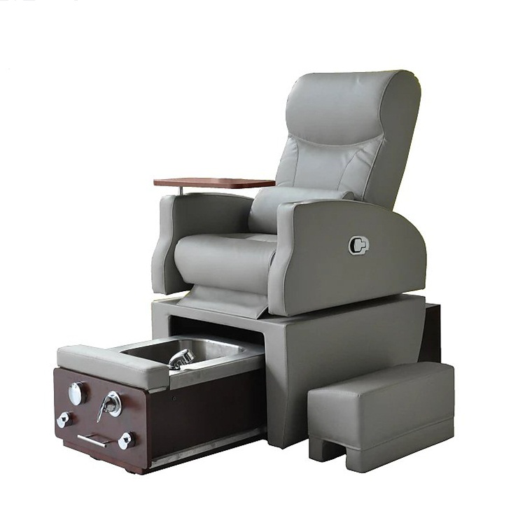 Reflexology foot massage with professional  multifunctional relax pedicure electric foot spa massage chair