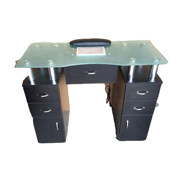 nail table factory china with salon nail table suppliers for manicure table manufacturers / DS-WT04