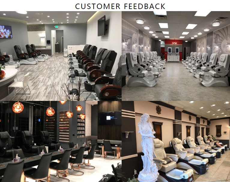 nail salon furniture manufacturer china