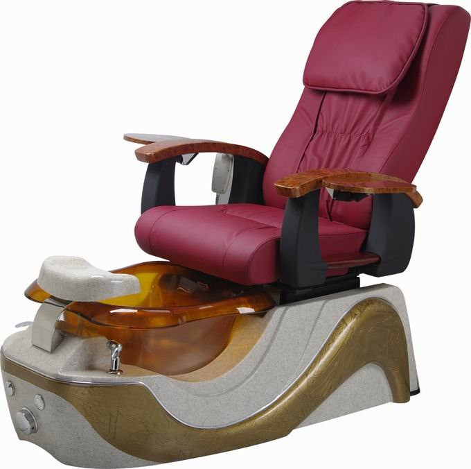 foot massage chair with spa salon pedicure chair of nail salon furniture