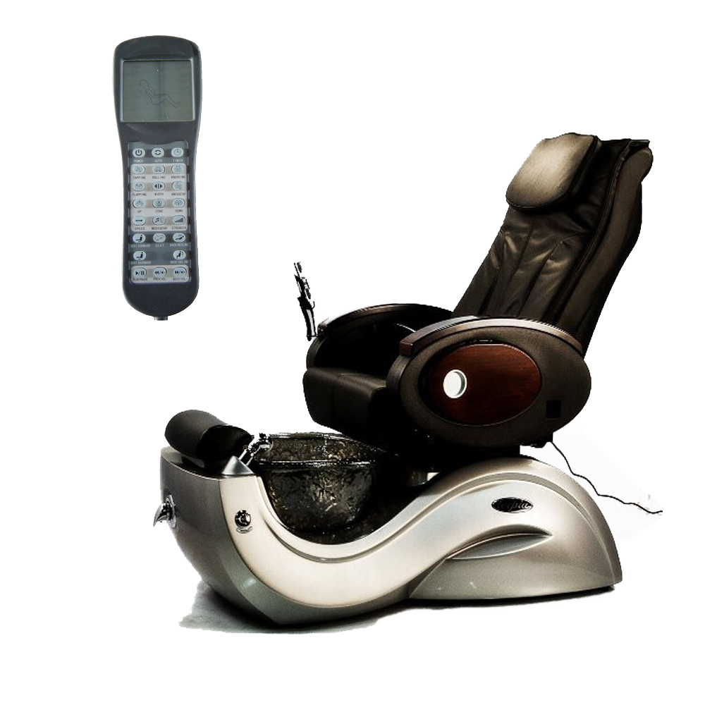 china Pedicure Chair with china massage pedicure chair accessory with oem pedicure spa chair remote control / DS-RC1