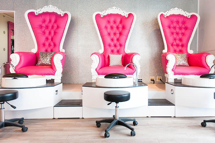 China pedicure chairs supplier