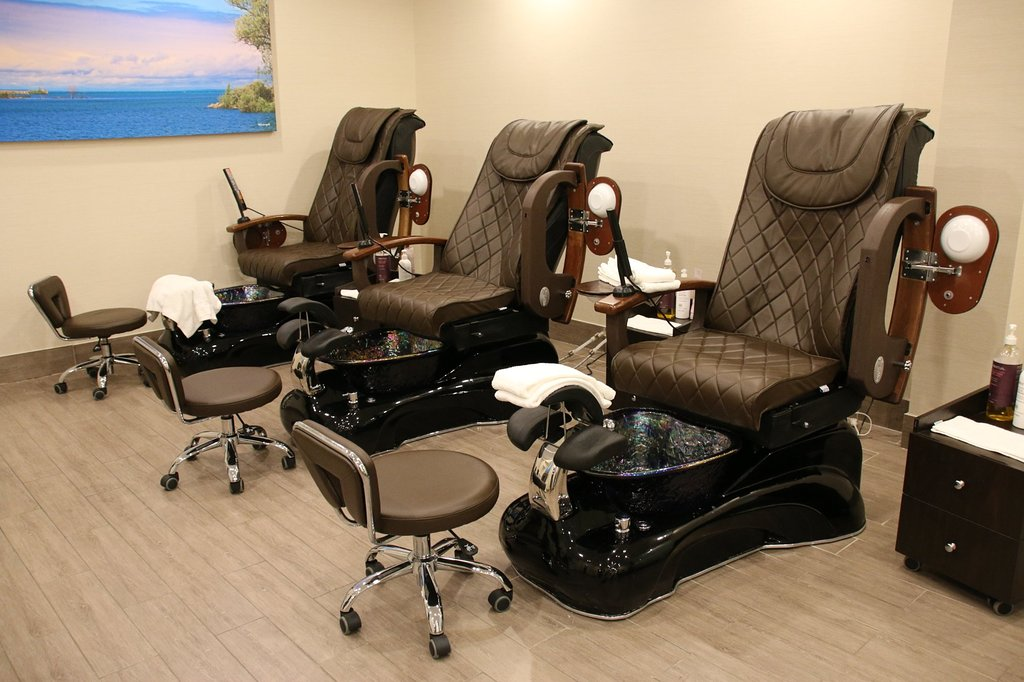 china pedicure spa chair wholesaler brown pedicure chair nails salon furniture DS-T717A