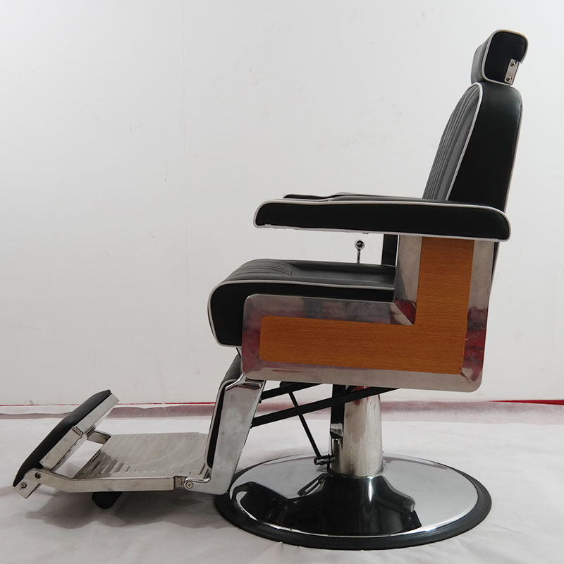 Comfortable Barber Chair Antique Styling Hair Salon Chairs  hairdressing salon or barber shop