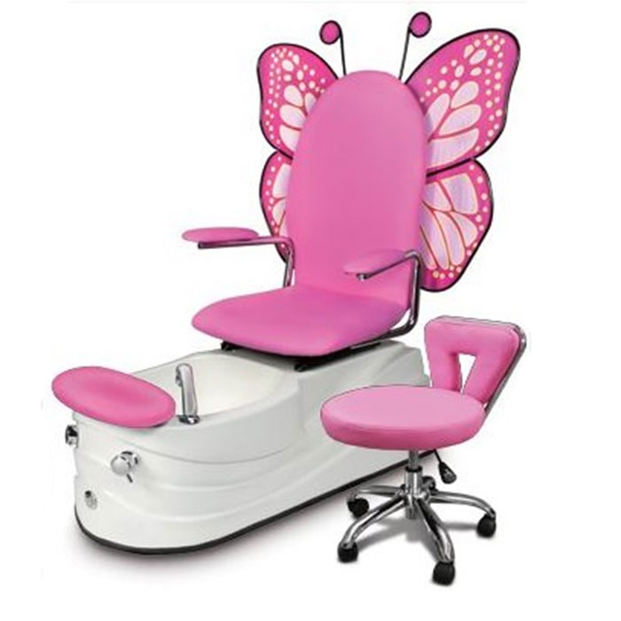 kid pedicure spa chair with kid salon chairs of spa massage for children manufacturer china DS-KID C