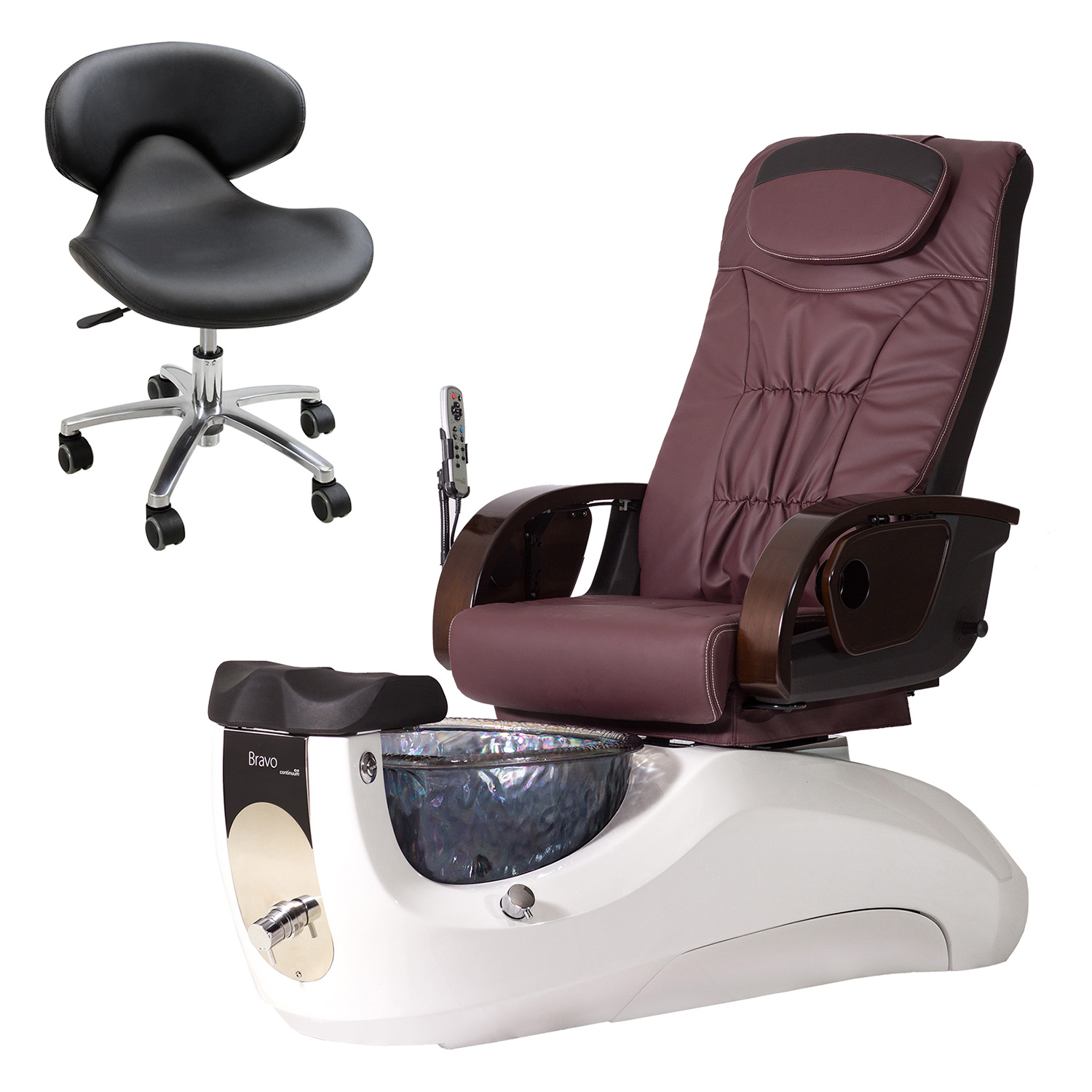 modern pedicure chair of nail salon furniture on lowest wholesale price for sale