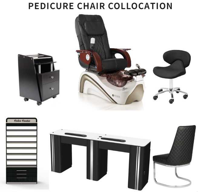 nail salon furniture pedicure chair price wholesale china pedicure chair doshower DS-W2004