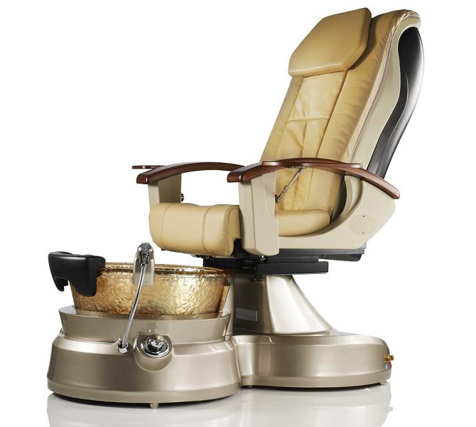 pedicure foot massage chair factory with China Pedicure Chair For Sale for Newest Pedicure Spa Chair glass bowl /DS-T8