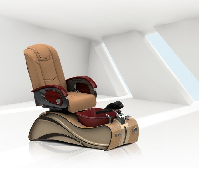 DS-W02 Luxury new design massage pedicure spa chair