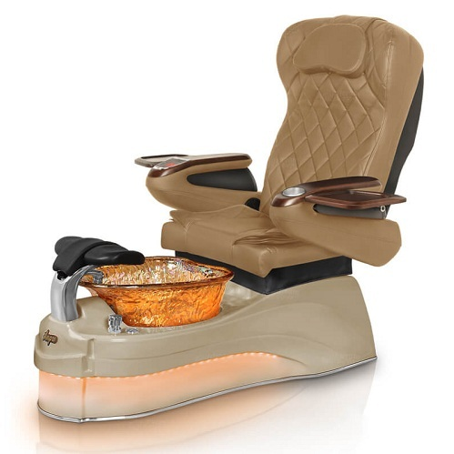 Pedicure Chair no plumbing with massage spa pedicure chair nail supplies