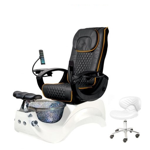Luxury Spa Pedicure Chair Design with tech chair for nail spa or spa