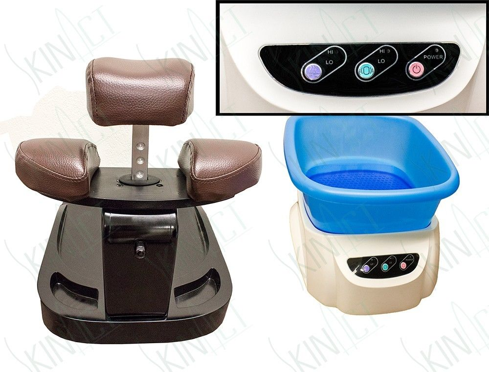 China Foot Pedicure Basin manufacturers Portable Foot Pedicure Basin with massage surfing pedicure tub