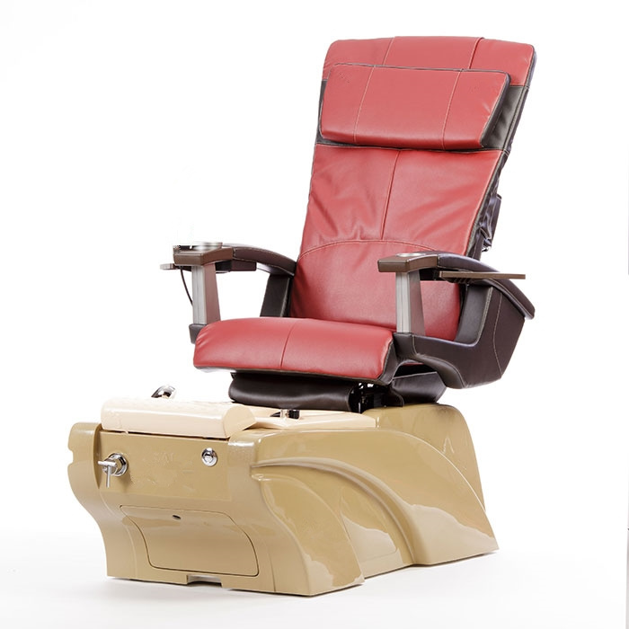 Nail Salon Modern Luxury Spa Massage Pedicure Chair Pipeless Foot Spa Pedicure Chair Wholesale China DS-J56