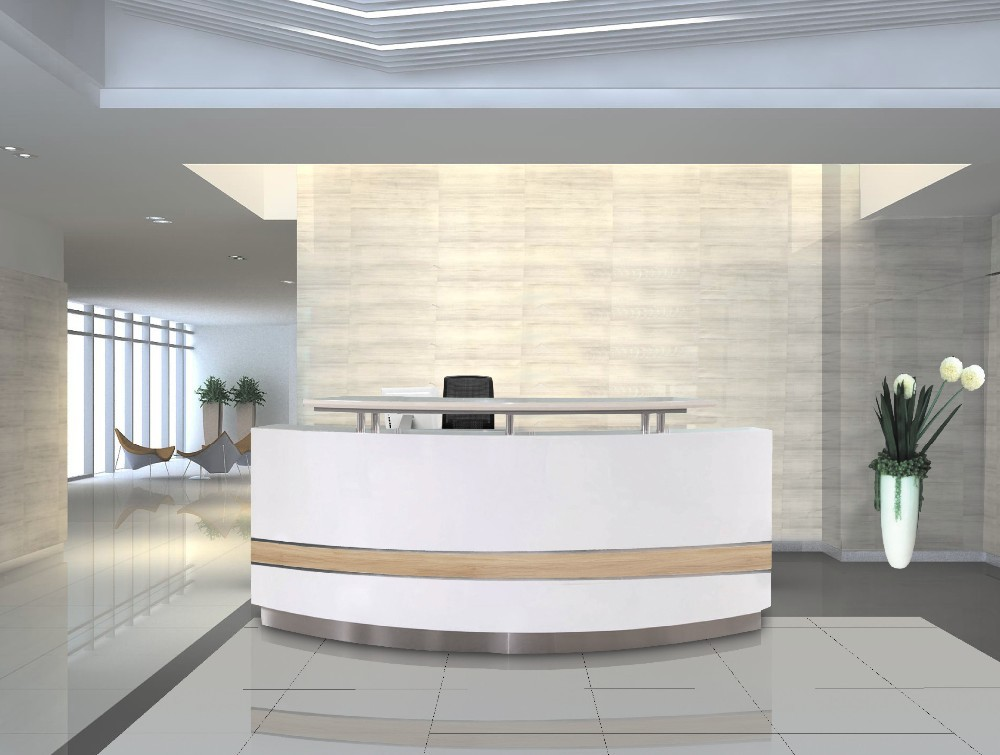 RECEPTION DESK MANUFACTURER