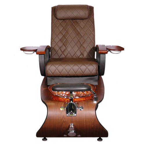 china manufacturer foot massage chair for nail and beauty salon pedicure and manicure station DS-W21SET