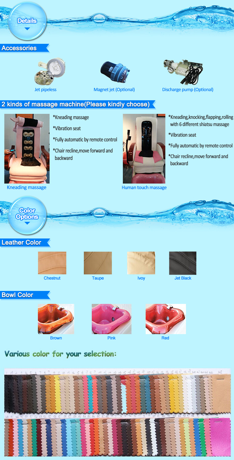 spa pedicure chair manufacturer
