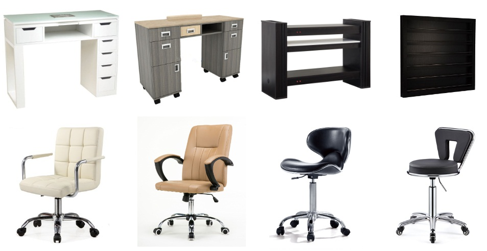 Nail Salon Furniture Manufacturer