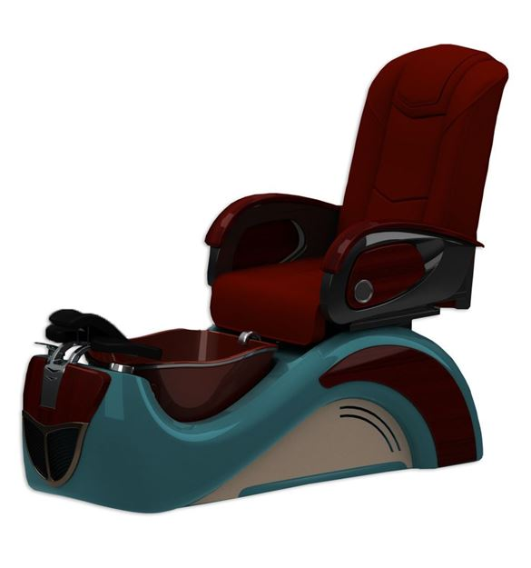 Luxury  modern foot spa pedicure chair pacific spa pedicure chair spa joy pedicure chair