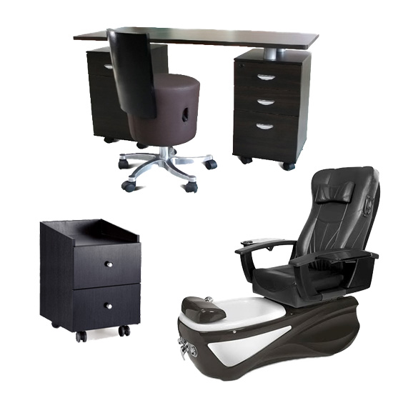 salon pedicure chair package supplier | manicure pedicure chair china