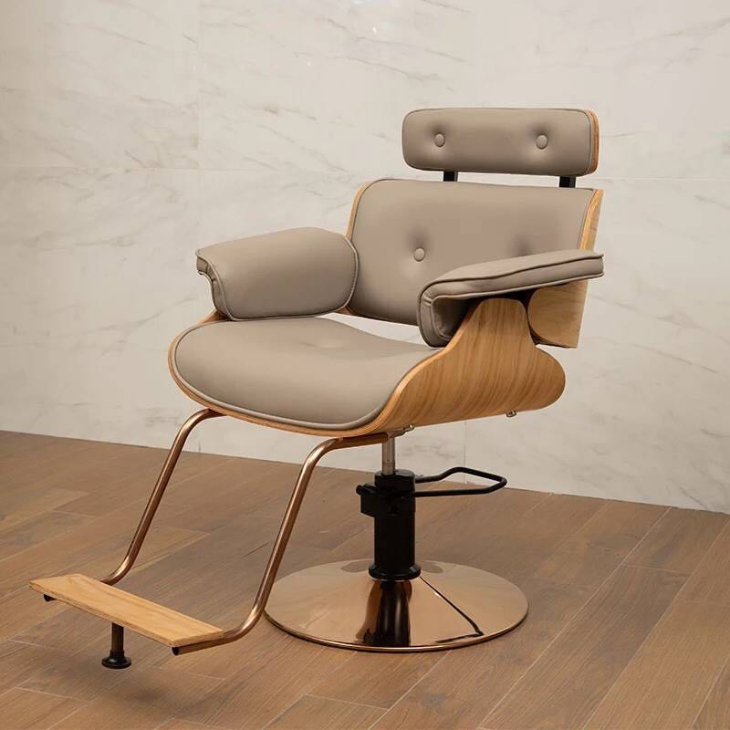 best high quality barber chair shop chair classic hair salon chair manufacturer china DS-T101