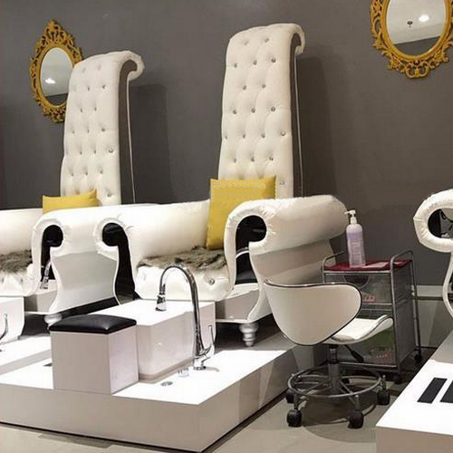 beauty salon king throne foot spa manicure pedicure chair pipeless whirlpool spa pedicure chair wholesale DS-King Throne Set