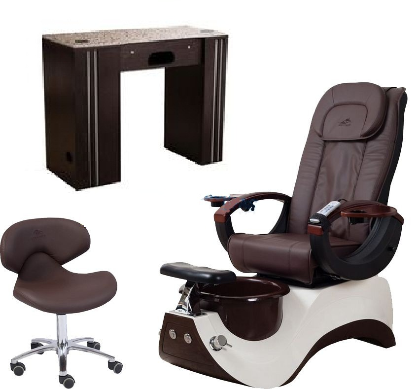 china spa suppliers with pedicure and manicure station wholesale package manufacturer