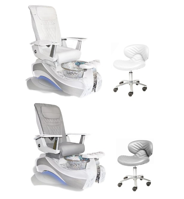 nail salon new product spa massage chair manicure chairs of spa pedicure chair manufacturer china DS-W89B
