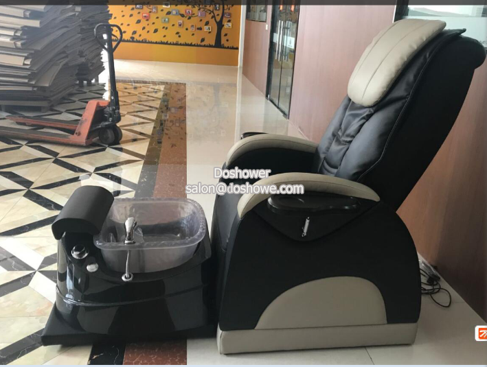 pipe free system jet pedicure spa chair with doshower pedicure chair factory china wholesale nail salon furniture
