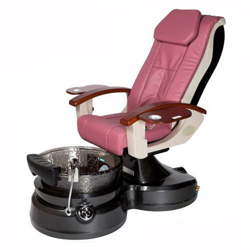 pedicure spa footbath chair with massage chair of manicure pedicure equipments