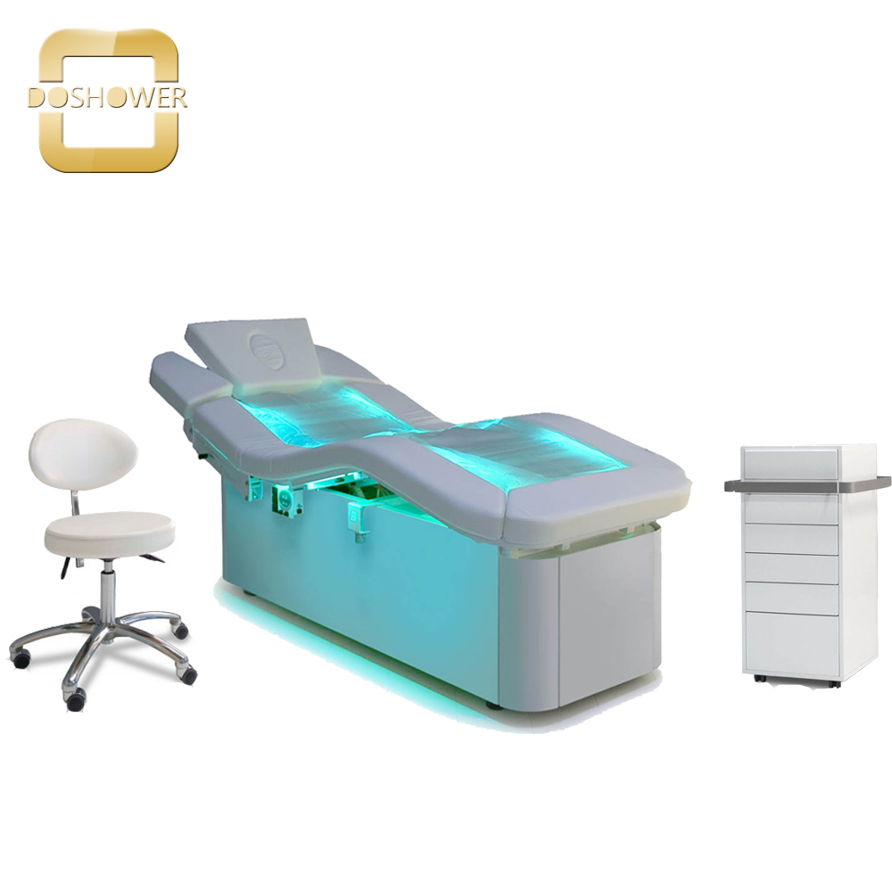 hydrotherapy massage aqua massage bed thermal water massage bed DS-M206