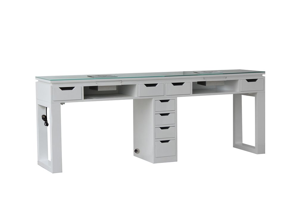 Double Manicure Table DS-W1898