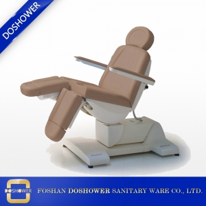 Beauty facial bed electric pedicure chairs with highest quality of facial bed wholesale