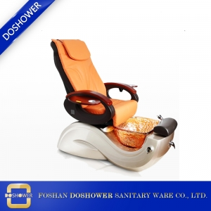 Beauty nail salon equipment nail spa manicure pedicure chair for sale Pedicure Chair Factory DS-S17