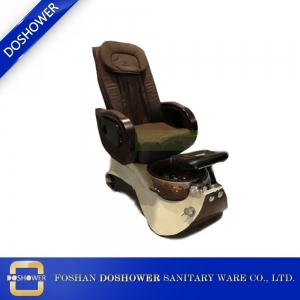 Doshower pedicure spa chair manufacturer and supplier china nail spa chair with glass bowl wholesale DS-S15D